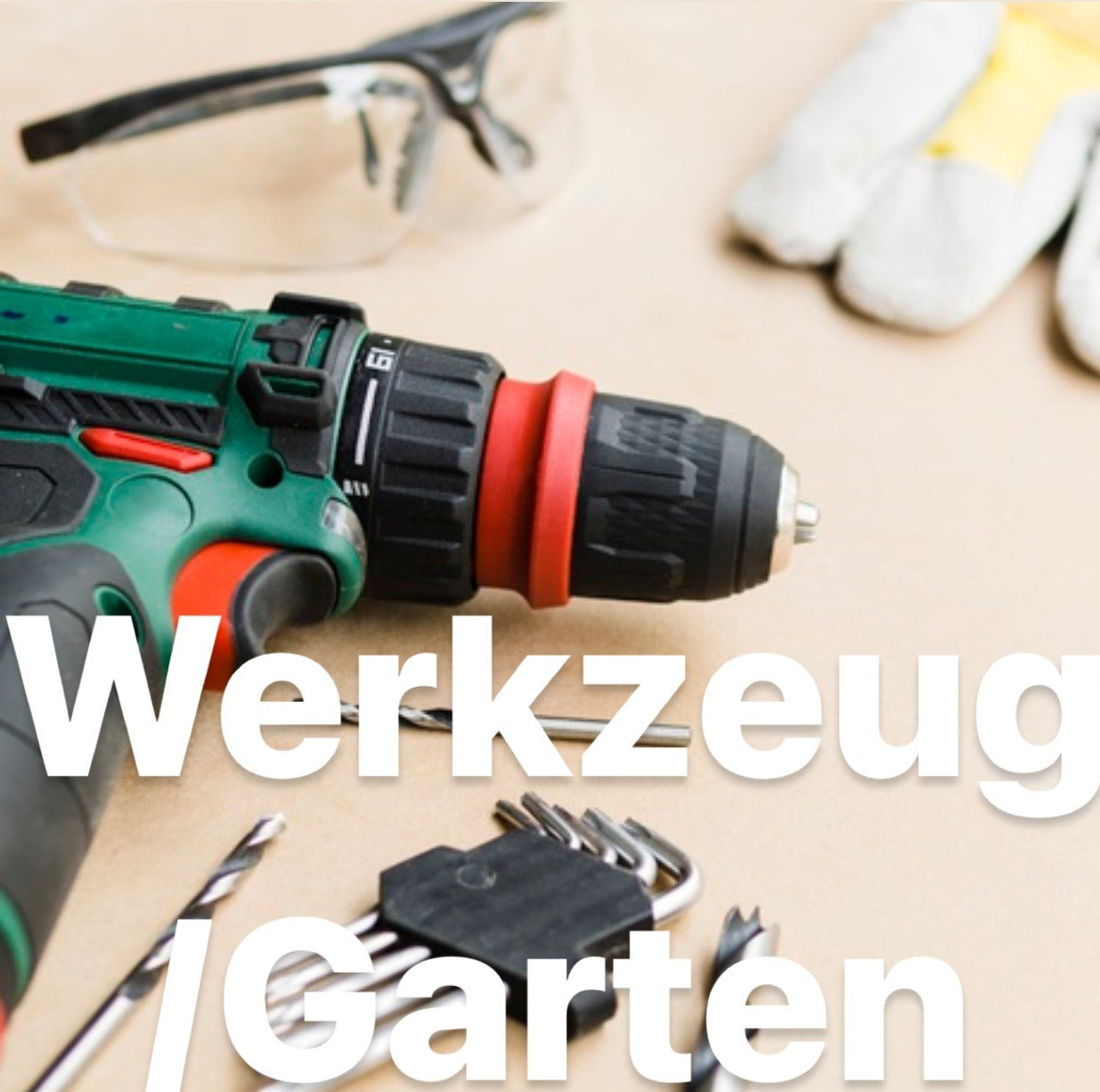 Werkzeug / tools