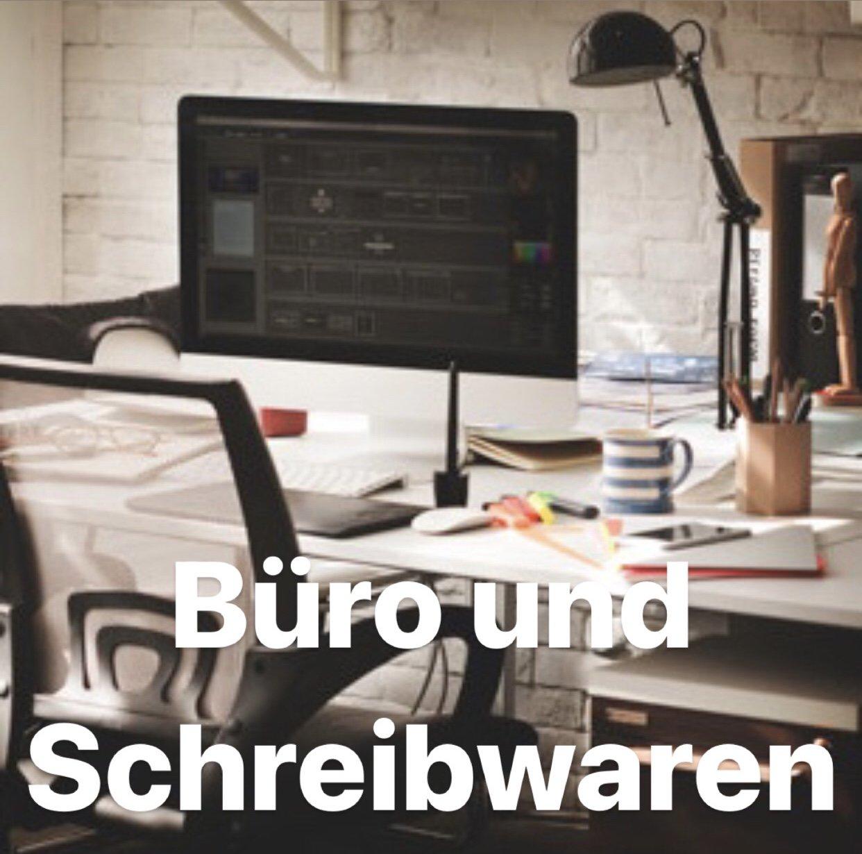 Büro und Schreibwaren / office equipment