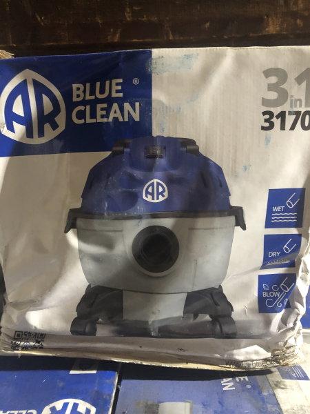 Annovi Reverberi Staub- und Flüssigkeitssauger Blue Clean 31 Series