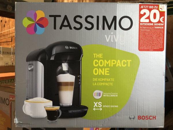 Bosch Tassimo Kaffeemaschine vivy2